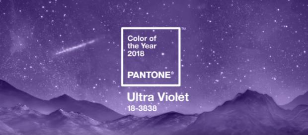 Apresentamos a Cor do Ano - 2018 colour of the year - Image credit - PantoneBR YouTube
