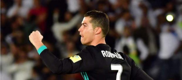 Cristiano Ronaldo monta el lio en el Mundial de Clubes