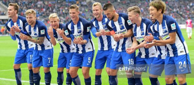 Hertha BSC v Hamburger SV - Bundesliga Photos and Images | Getty ... - gettyimages.com