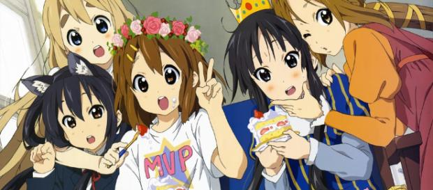 K-On anime | Mikan Sora Blog - wordpress.com