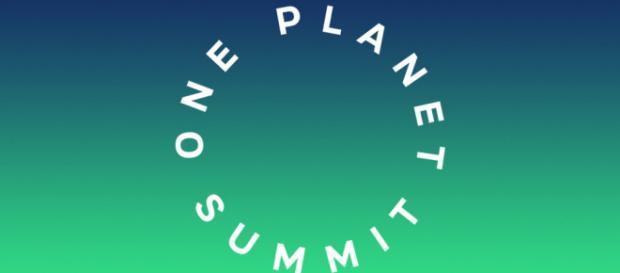 Macron au secours d'une planète carbonée et en danger