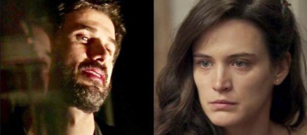 Em 'O Outro Lado do Paraíso', Samuel vai implorar pelo perdão de Clara