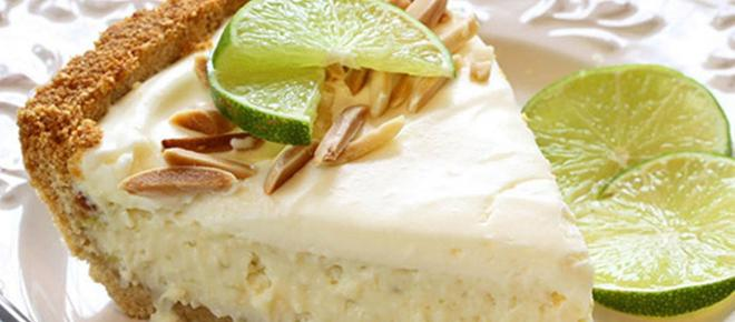 Pie de limón: una forma de prepararlo fácil y rápida