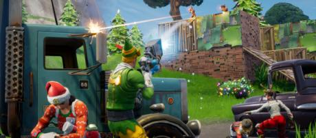 """New """"Fortnite"""" Battle Royale patch is amazing! Image Credit: Epic Games"""
