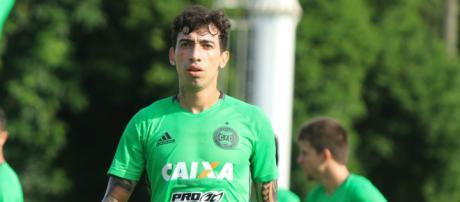 Rildo - Jogador do Coritiba - 2017
