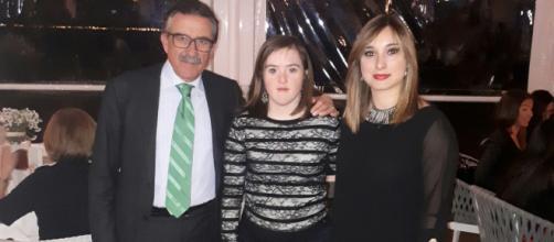 Blanca San Segundo, hija del presidente de DownVal Treballant Junts