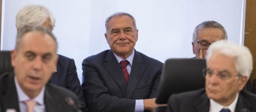 Chi ha ricordato Paolo Borsellino al Csm con Mattarella. Le foto ... - formiche.net