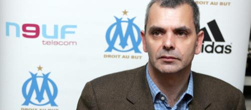 Christophe Bouchet est aujourd'hui maire de Tours (Horvat / AFP)