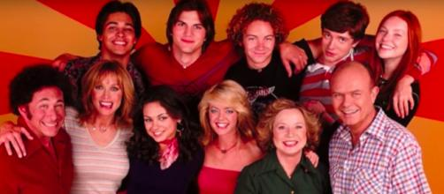 That '70's Show cast [Image via Hollyscoop/ YouTube Screencap]