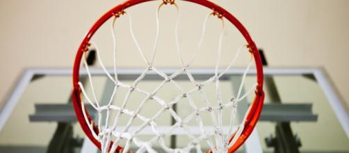Image of a basketball hoop -- Rob Buenaventura/Flickr.