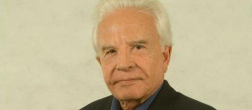 Jornalista Cid Moreira, ex-âncora do 'Jornal Nacional'