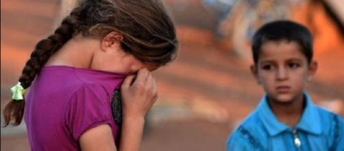 Los niños en Venezuela necesitan ayuda