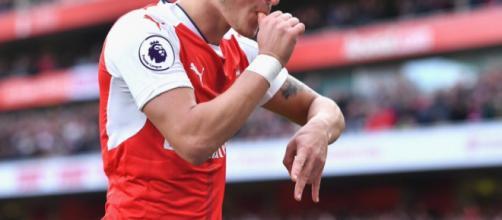 Mesut Ozil ne devrait pas s'éterniser à Arsenal et devrait partir l'été prochain, au terme de son contrat.