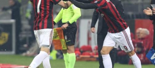 Milan-Verona: Calabria e Romagnoli titolari, Cutrone e André Silva ... - spaziomilan.it