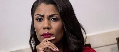 Omarosa leaving White House after one year [Image: CBS News/YouTube screenshot]