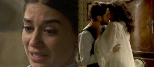 Una Vita, Il Segreto trame 14-15/12: Mauro lasciato, Lucia seduce Hernando