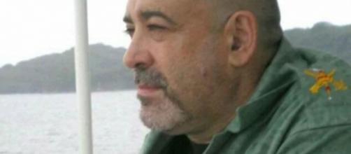 Víctor Lainez, ex legionario asesinado
