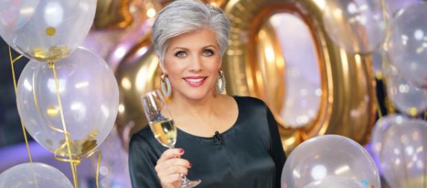 """Birgit Schrowange (59) ist mit """"Life! Dumm gelaufen"""" inzwischen Kult. Die Sendung kommt immer Neujahr bei RTL. Foto: MG RTL D/Stefan Gregorowius"""