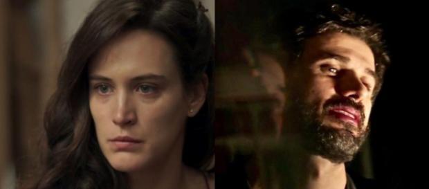 Clara sofrerá o poder da fúria de Samuel