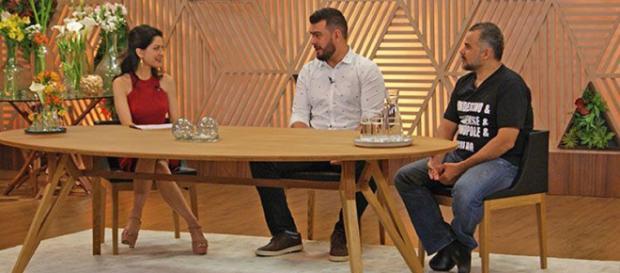 ''Masterchef: A Reunião'' foi comandado por Ana Paula Padrão (Foto: Reprodução/Band)