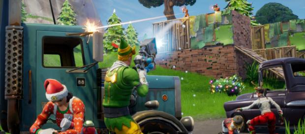 "New ""Fortnite"" Battle Royale patch is amazing! Image Credit: Epic Games"