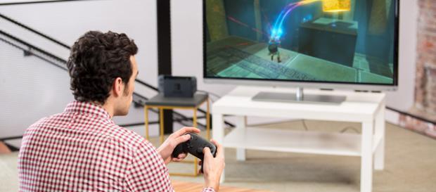 Nintendo Switch home gaming (Image via Nintendo.com/switch)
