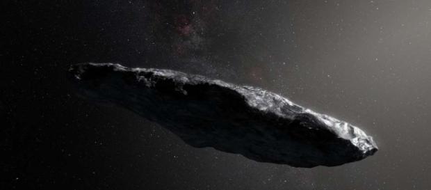 ʻOumuamua : l'astéroïde venu d'une autre étoile est-il un vaisseau ... - futura-sciences.com