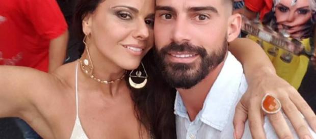 Radamés quer receber indenização de Viviane após fim do relacionamento   Foto Reprodução