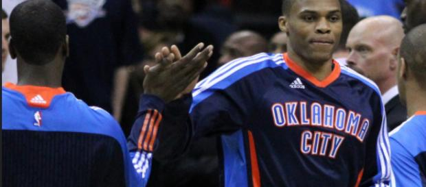 Reigning MVP Russell Westbrook - Image credit - Keith Allison | Flickr