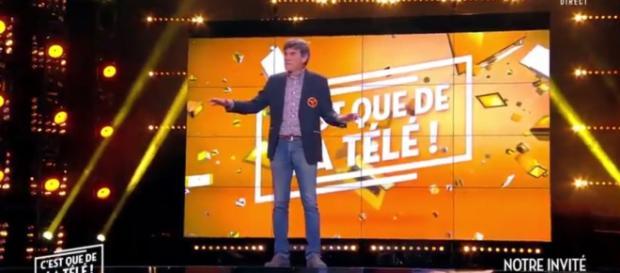 Tex mis à pied par France2, après sa blague sur les violences ... - huffingtonpost.fr