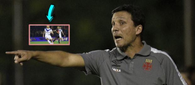 Zé Ricardo será o treinador vascaíno para 2018.