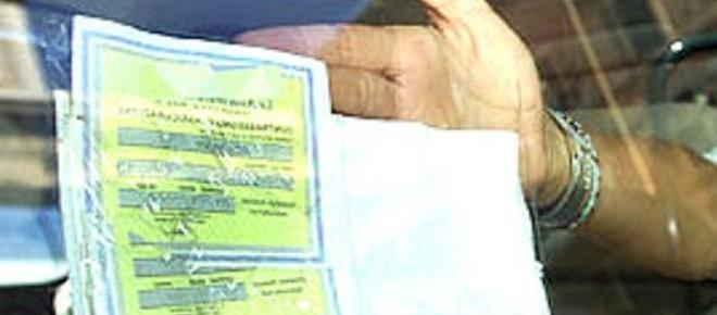 Rc auto: nuova segnalazione per polizze contraffatte