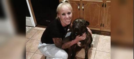 Bethany Stephens fue atacada salvajemente por sus perros