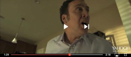Nicolas Cage stars as Brent in the dark horror-comedy 'Mom and Dad.' - [Yahoo! / YouTube screencap]