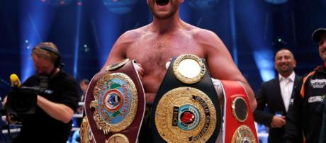 Tyson Fury comeback to be blocked by British Boxing Board of ... - thesun.co.uk