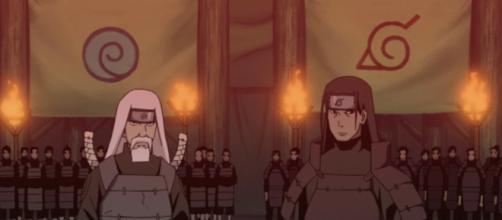 Desaparición de los del clan senju