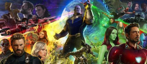 Ese revelado cosas realmente interesan en el nuevo tráiler de la película Avenger Infinity Wars