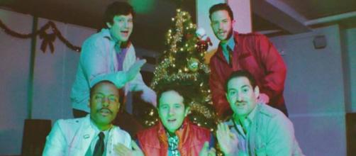 Jersey Boys created the song 'Jersey Christmas' which appears on the 'Carols for a Cure' album. / Image via Jersey Boys, used with permission.