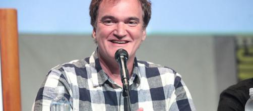 Quentin Tarantino wants to do Star Trek [image courtesy Gage Skidmore wikimedia commons]