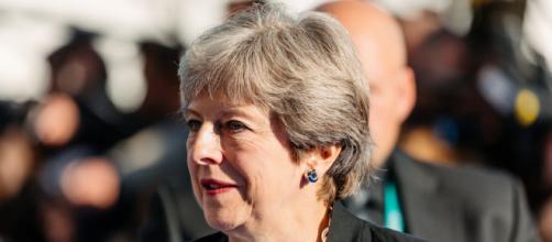 Theresa May y sus problemas con el Brexit