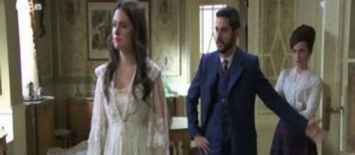 Una Vita, anticipazioni spagnole: Victor tradisce Maria Luisa.