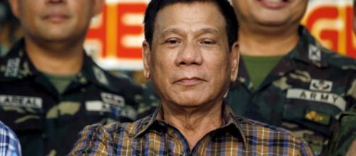 Rodrigo Duterte, presidente de Filipinas.