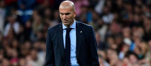 Zidane apoya a Karim Benzema pese a las críticas