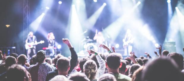 Crowd in Front of People Playing Musical Instrument during ... - pexels.com