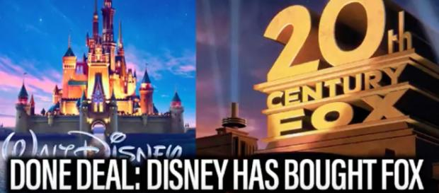 'Disney-Fox' deal is complete (Source: John Campea/YouTube Screencap)
