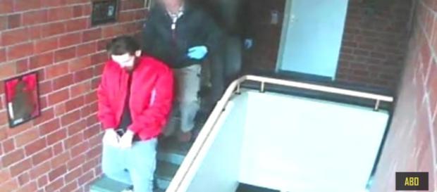 Ein Bild von SunDiego's angeblicher Verhaftung