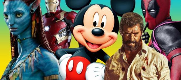 Heróis da Marvel agora podem habitar o mesmo Universo.