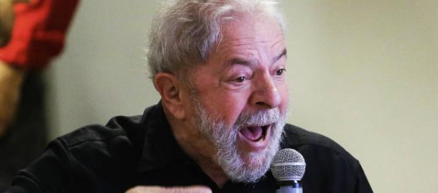Lula participou de evento em Brasília
