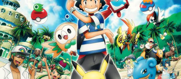 Pokémon Sun & Moon, un mundo maravilloso.