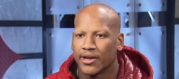 Ryan Shazier has started his rehab after undergoing spinal stabilization surgery (Image Credit: Pittsburgh Steelers/YouTube)